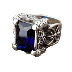 Safireklo ring
