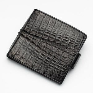 genuine crocodile wallet