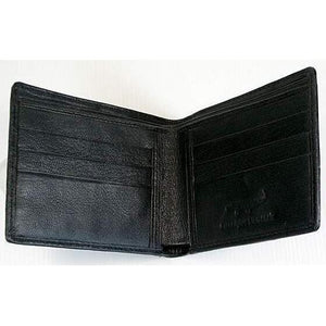 Black Crocodile Wallets