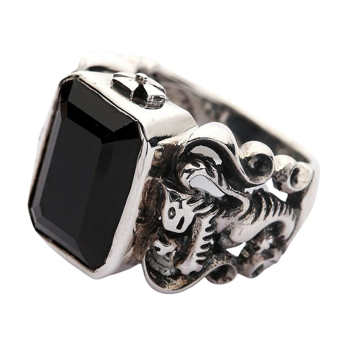 Scottish Rampant Ring