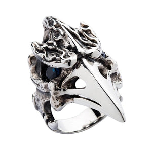 bird bone ring