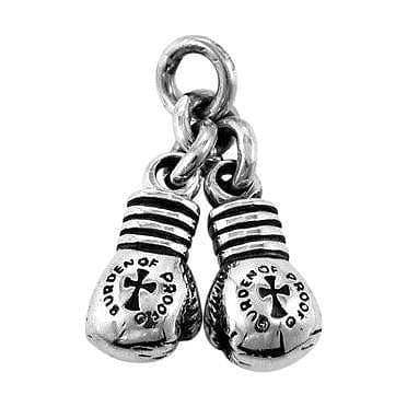 Boxing Glovers Pendant