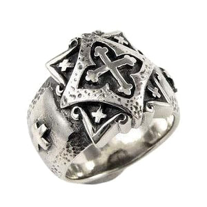 cross celtic ring