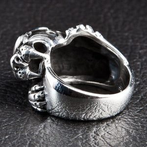 Sterling Silver Cheetah Rings