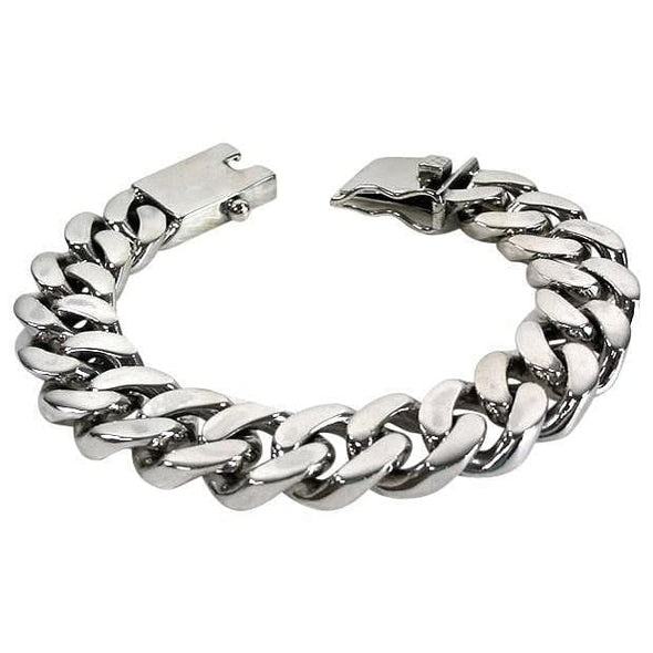 Cuban medium bracelet