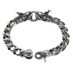 dragon head bracelet for men