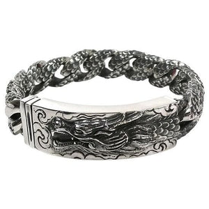 Dragon ID armband