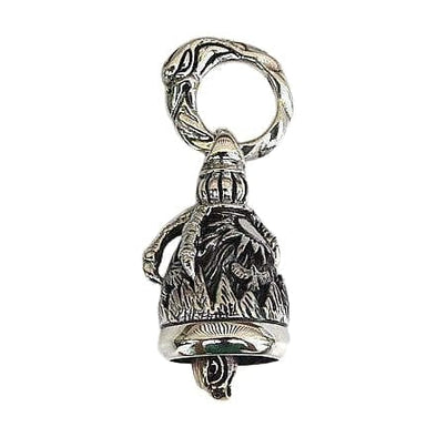 Eagle Claw Bell Pendant