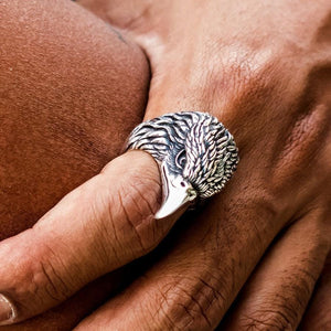 eagle harley ring