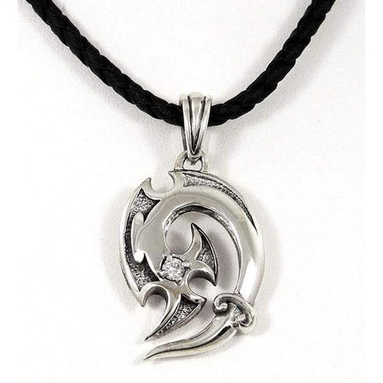 p shop pendant fashion hawaiian dragon black jade bone product bufflao info necklace fish hook