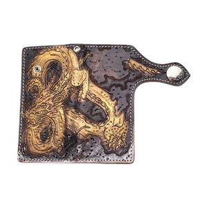 Draco imperator Big Biker Wallet