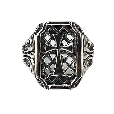 men's sterling ring