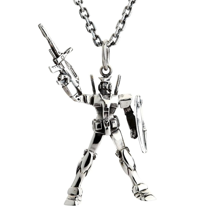 Gundam Pendant Necklace