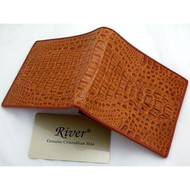 full part crocodile wallet