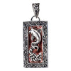 Japanese Koi Silver Pendants-Bikerringshop