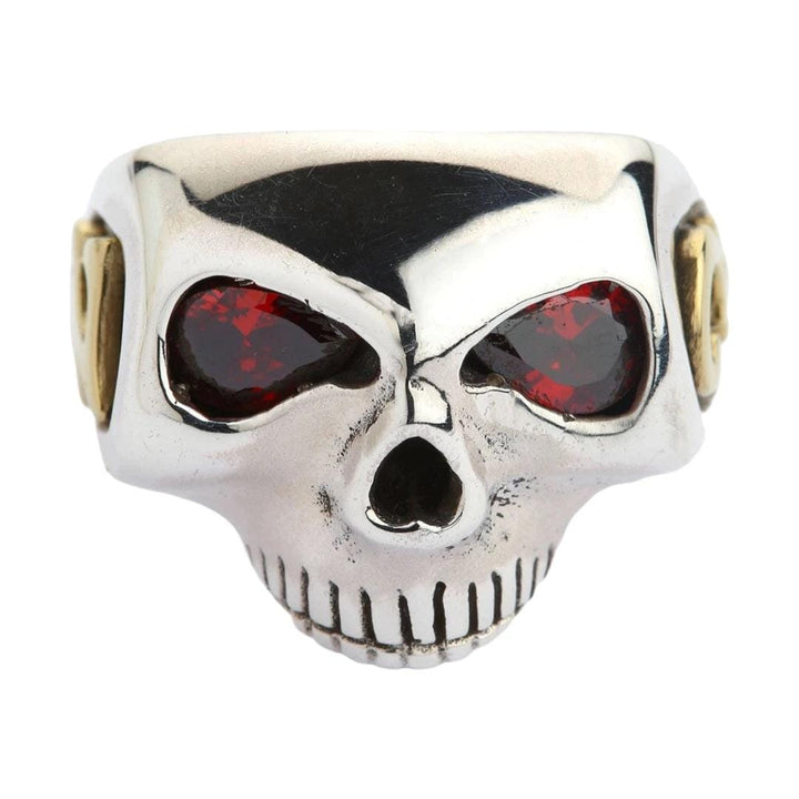 Johnny Depp Skull Rings