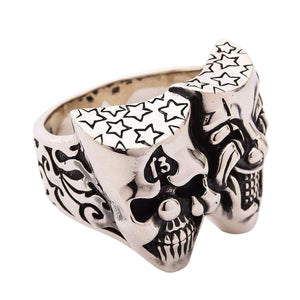 number 13 joker ring