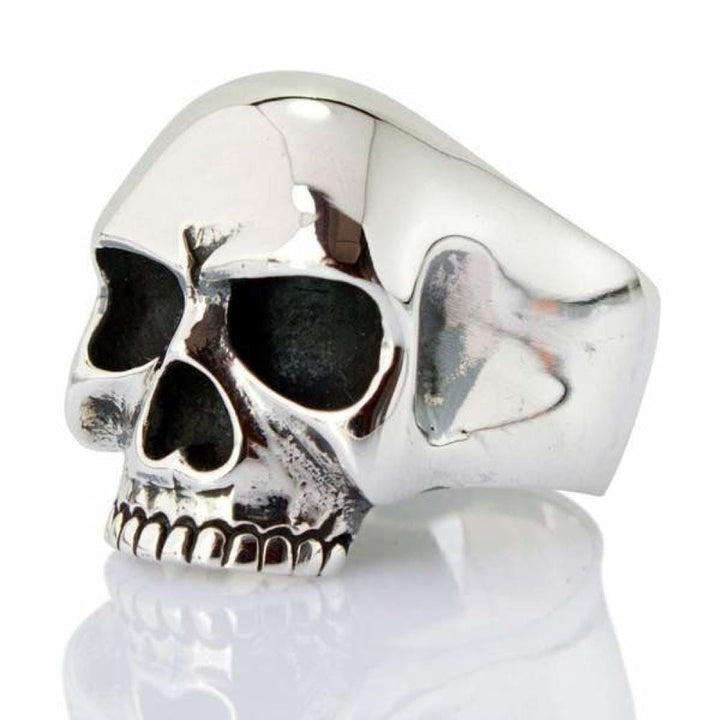 Anello con teschio di Keith Richards