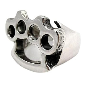 Knuckle Duster Ring for men