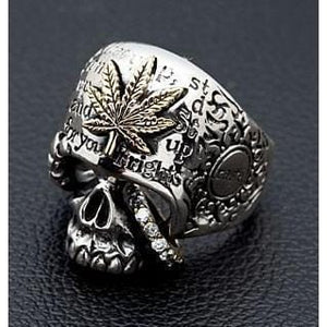 Marijuana Punk Ring