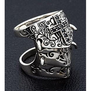 Medieval Armor Ring