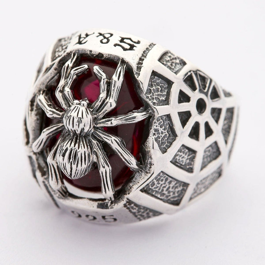 Red Spider Ring