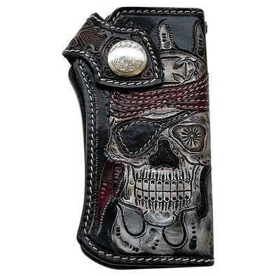 Pirate Chopper Wallet