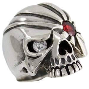 clear eye pirate ring