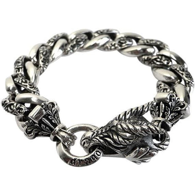 Rider dragon chain bracelet