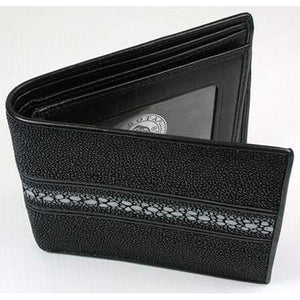 black stingray men's wallet