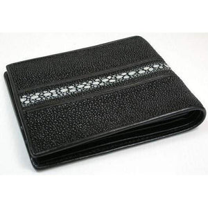 Row Stone Stingray Skin Wallet