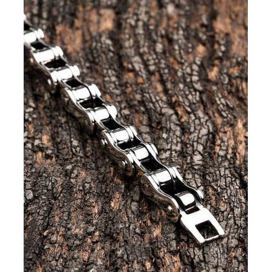 Small Bike Chain Bracelet