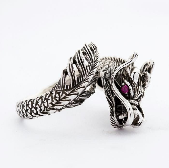 small dragon ring