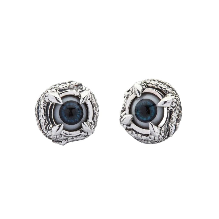 claw eyeball earrings