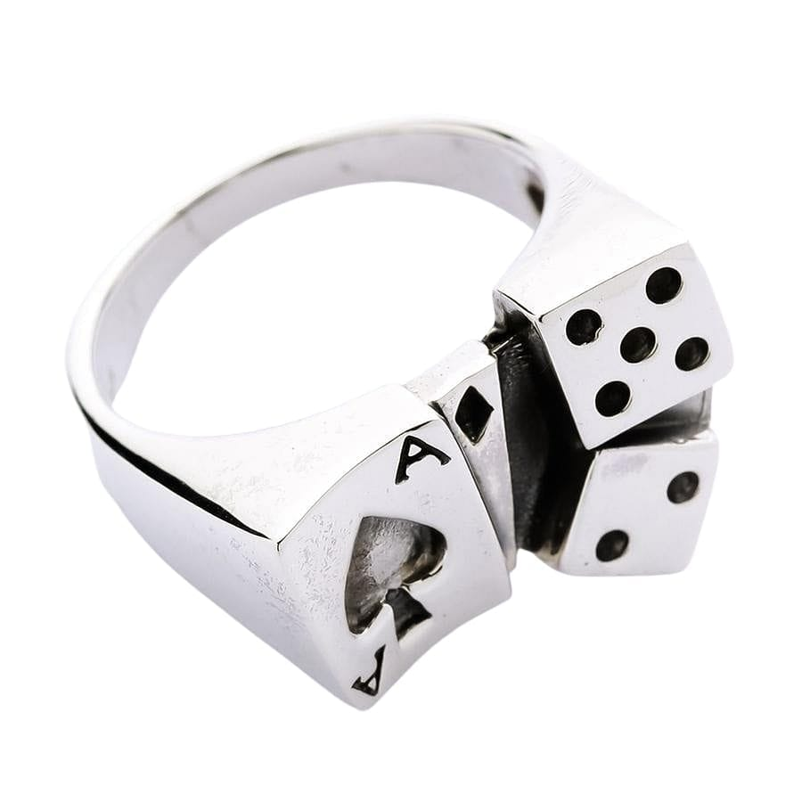 dice gamble ring