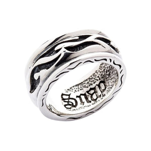 heren band ring
