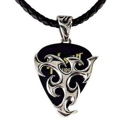 Tribal Pick Holder Pendant-Bikerringshop