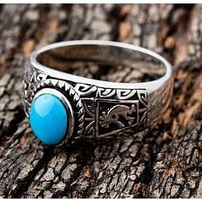 Turquoise Sterling Silver Rings