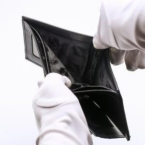 Unique Stingray Skin Wallet