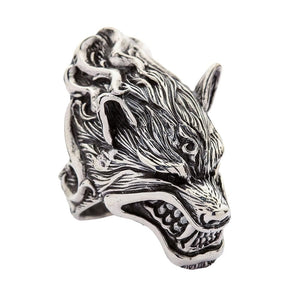 werewolf men's ring