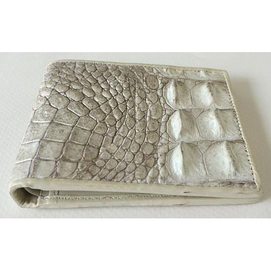 Unique crocodile wallet