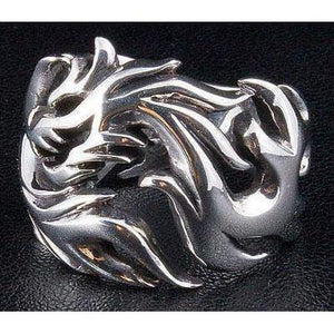 dragon tattoo ring