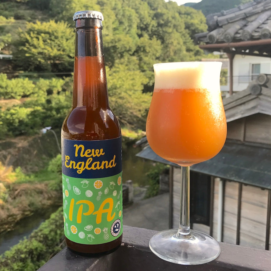 New England IPA 330㎖ボトル
