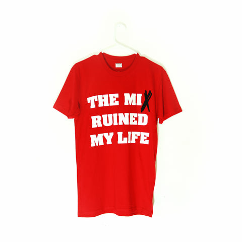 The Mix Ruined My Life - Mens