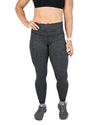 "FLEO El Toro 25"" Charcoal - Bounce Workout Leggings"