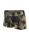 Compete Everyday Camo 'The Contender' Women's Shorts