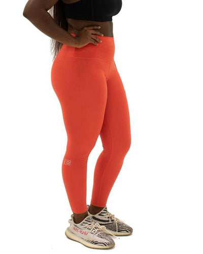 "FLEO El Toro 25"" Ember - Romey Workout Leggings"