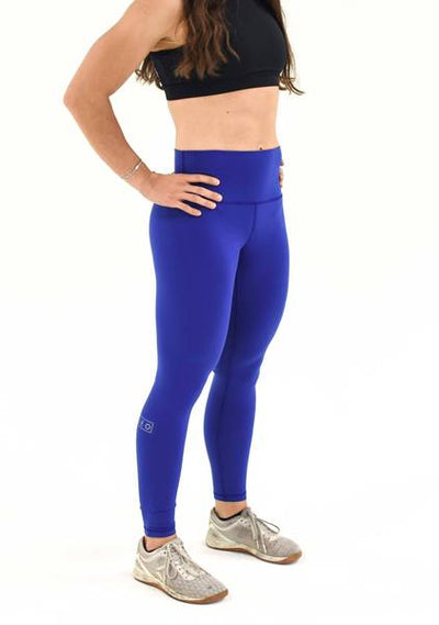 "FLEO El Toro 25"" Royal Blue - Romey Workout Leggings"
