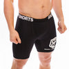 Snatch Compression Gym Shorts I Best Men's Gym and Workout Shorts