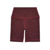 FLEO Sundried Tomato Biker Workout Shorts